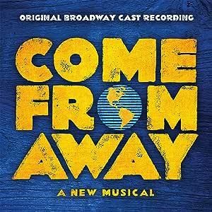 Come From Away (Original Broadway Cast Recording) (2Lp/Blue Vinyl) (X)