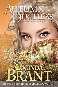 Autumn Duchess: A Georgian Historical Romance (Roxton Family Saga Book 2)