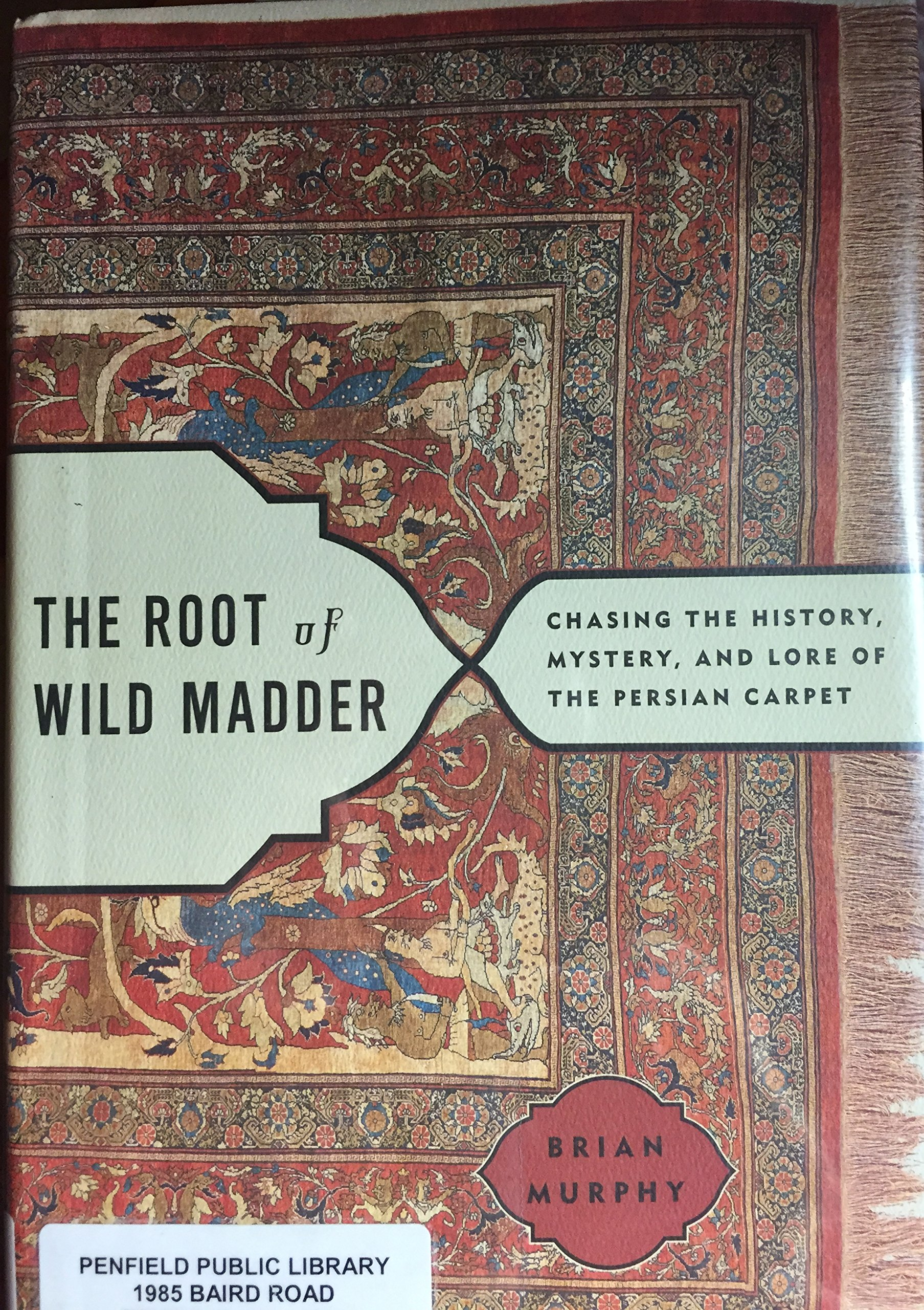 Root Wild Madder Chasing History product image