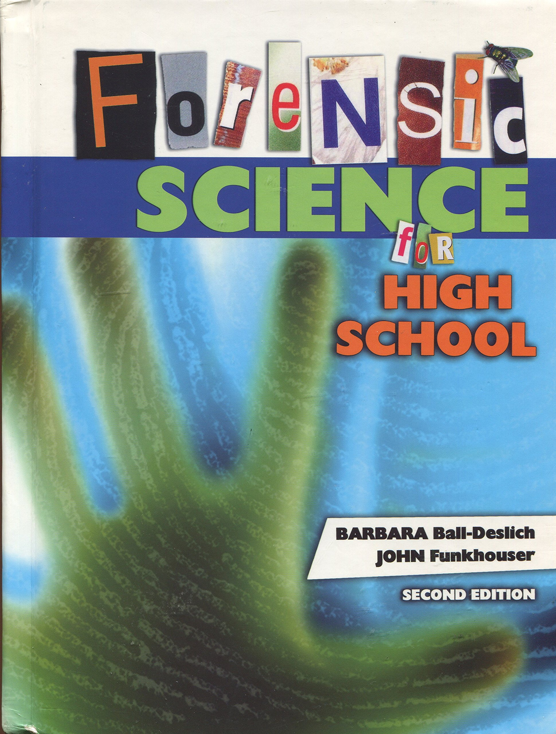 Forensic Science For High School Student Text 6 Year Online