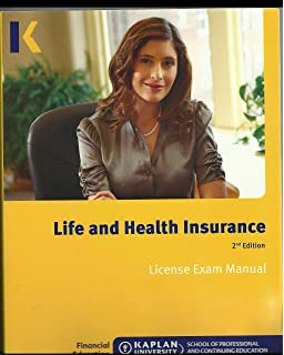 Life And Health Insurance Book