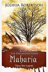 Maharia (The Kaelandur Series Book 3) Kindle Edition