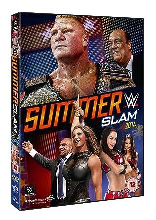 WWE: SummerSlam 2014 [DVD] [Reino Unido]: Amazon.es: John Cena, Brock Lesnar, Randy Orton, Roman Reigns, John Cena, Brock Lesnar: Cine y Series TV