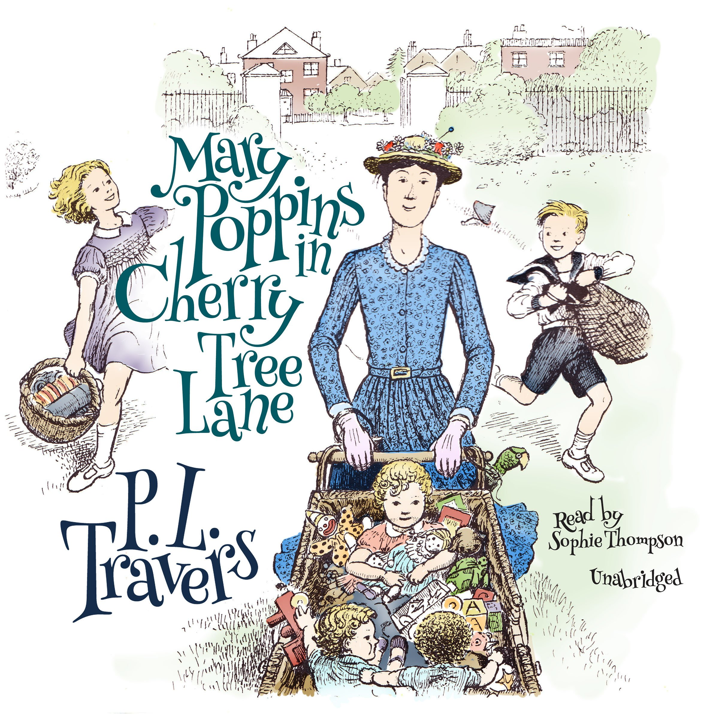 Download Mary Poppins In Cherry Tree Lane Mary Poppins 5 By Pl Travers
