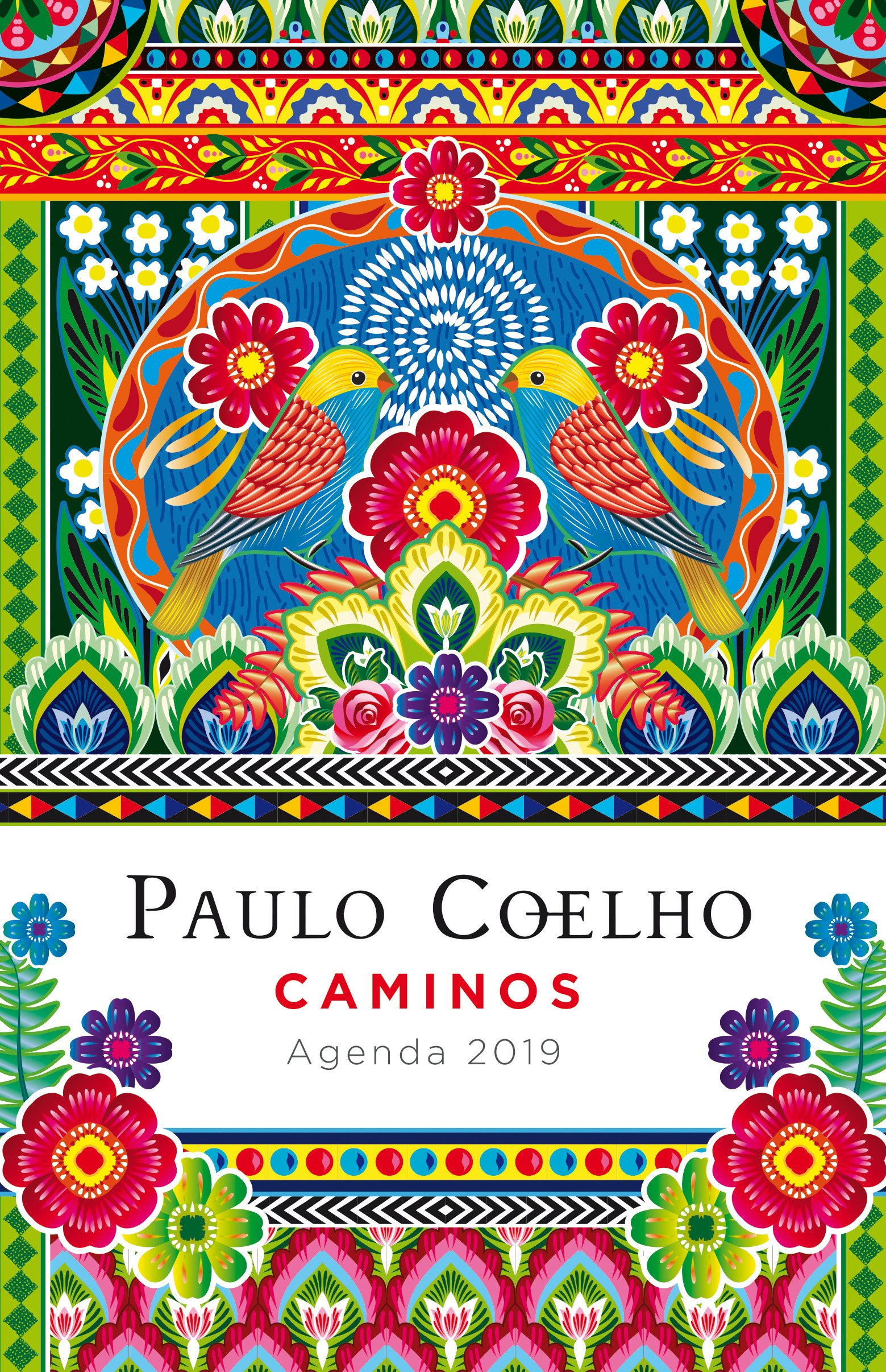 Caminos: Agenda 2019 (Spanish Edition)