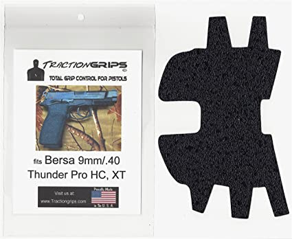 Amazon com : Tractiongrips grip tape overlay for Bersa