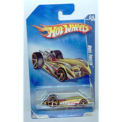 Hot Wheels 2009-130/190 Duel Fueler 4/10 GOLD Faster Than Ever 1:64 Scale: Toys & Games