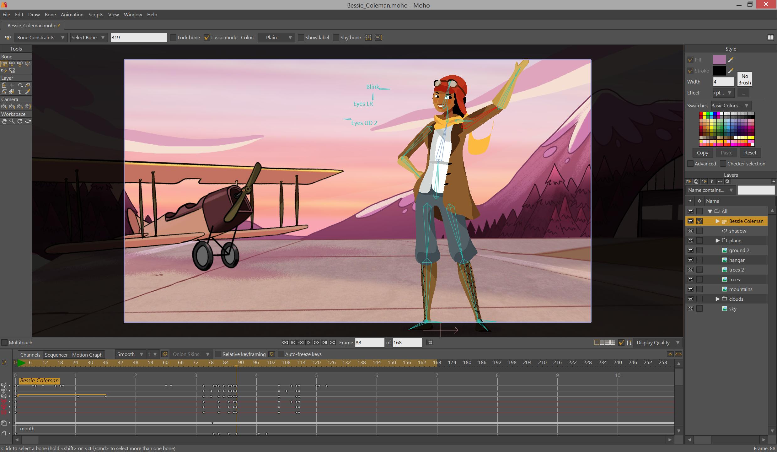Amazon.com: Moho Pro 12 2D Animation Software Windows Download ...