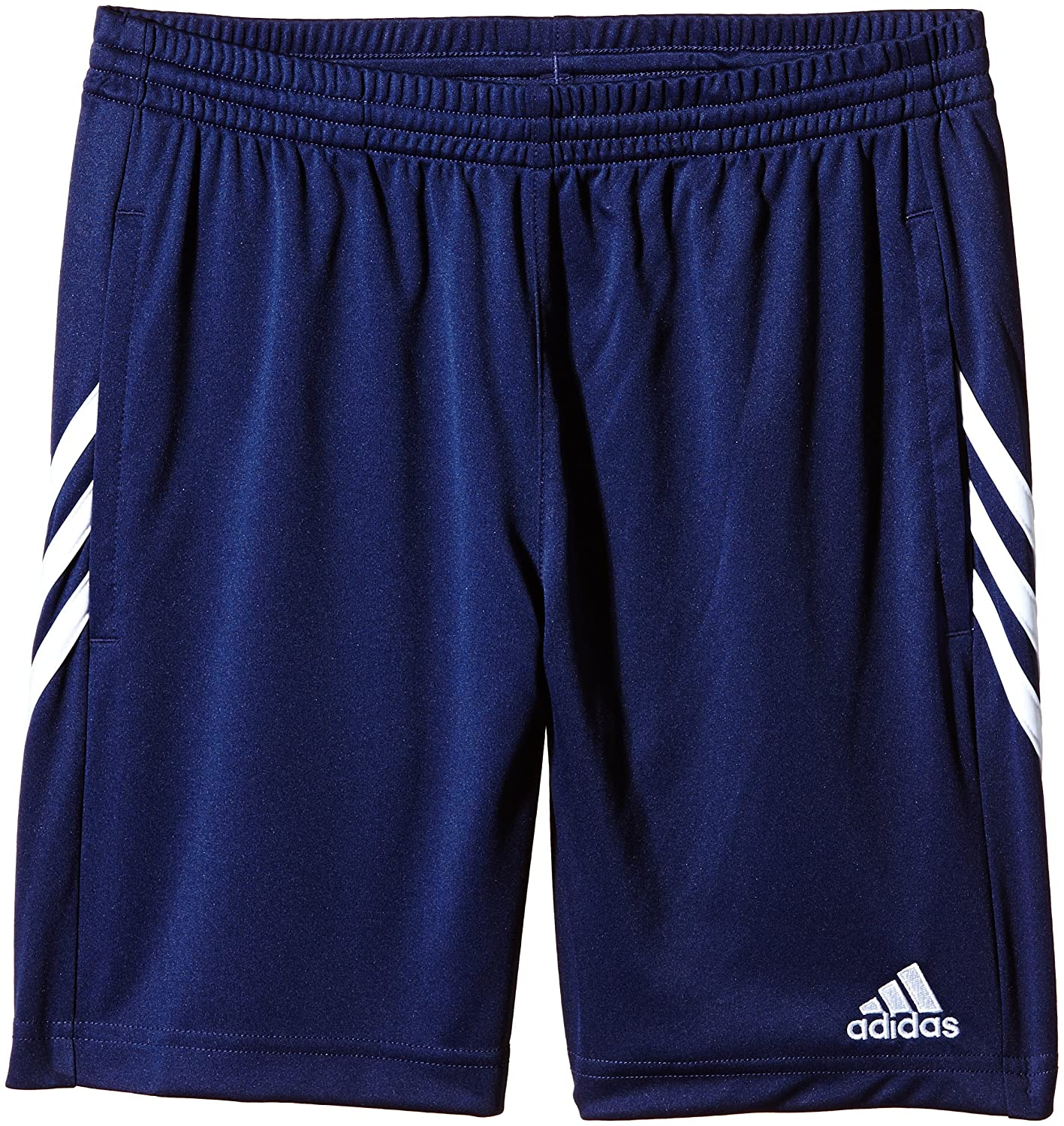 86fdb56c Adidas Boys Sereno14 Training Shorts - New Navy/White, Size 128 ...