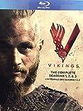 VIKINGS S1/3 BOX SET [Blu-ray] [2016]