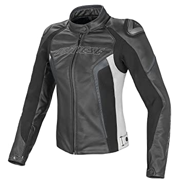 RIDEX R219 Ladies//Women Biker Motorbike Motorcycle Leather Jacket 12