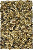 Abbott Collection Rock Placemat w/ Mixed Stones