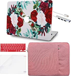 LuvCase 5in1 Laptop Case Compatible with Old MacBook Pro 13