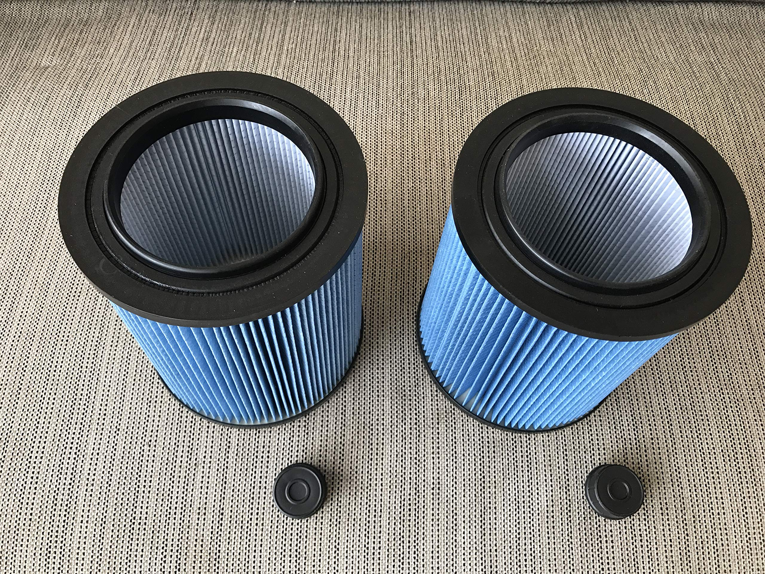 Craftsman 9-17907 Wet Dry Vaccum 2pcs/pk Filters Fine Dust Collection NEW!