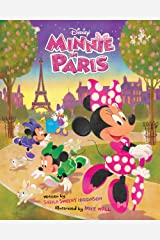 Minnie:  Minnie in Paris (Disney Picture Book (ebook)) Kindle Edition