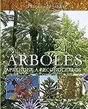 Árboles. Aprender a reconocerlos (Plantas De Jardín nº 14)