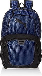 PUMA Men's Evercat Contender 3.0 Backpack, deep navy, One Size