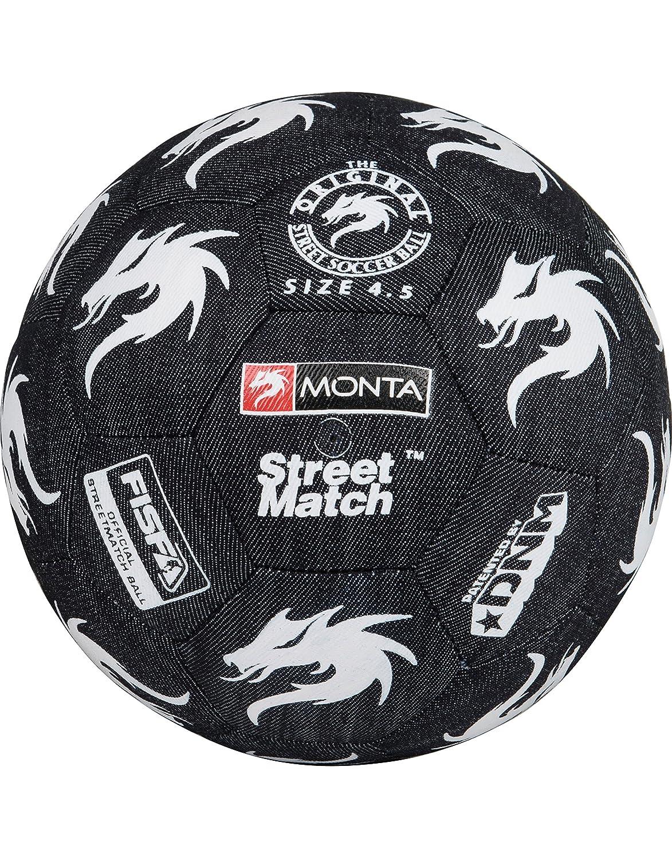 Monta Street Match - Balón de fútbol, Color Azul, Unisex, Multi ...