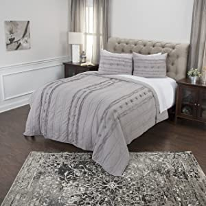 Rizzy Home BQ4580 Quilt, 106