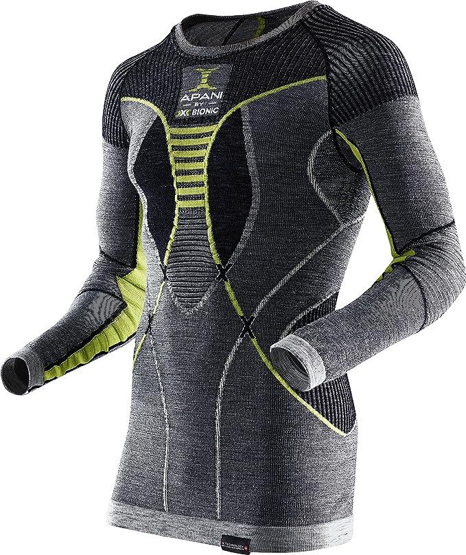 X Bionic Energizer MK2/UW Turtle Neck Maillot sous-v/êtement Thermique