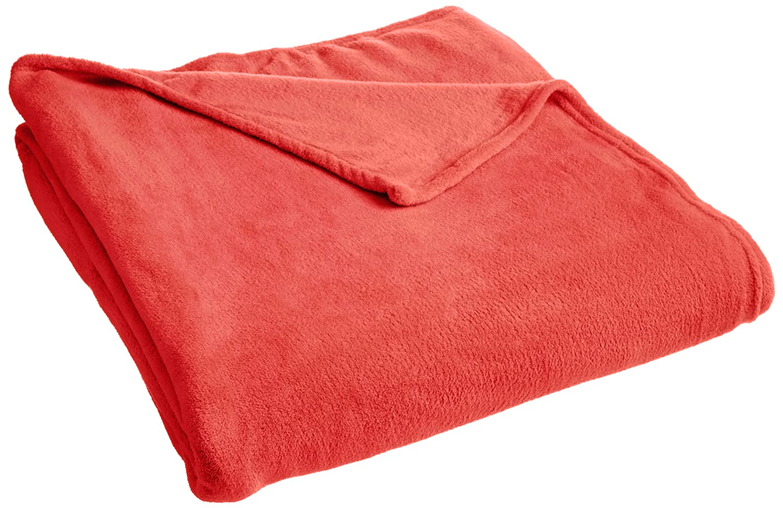 amazoncom rampage plush blanket fullqueen grass home  kitchen -