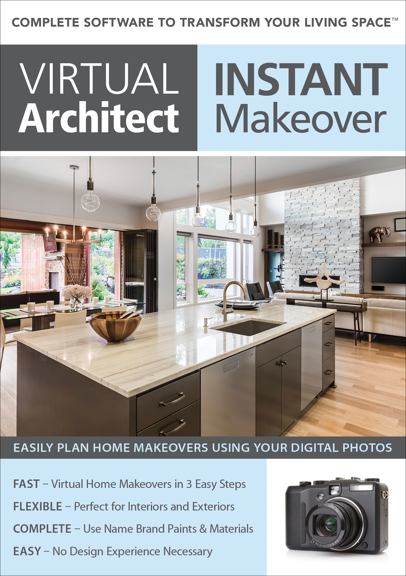 Virtual Architect Instant Makeover 2.0 [Download] by Nova Development