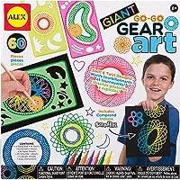 ALEX Toys Estudio de Set Artístico Gigante Go Go Gear Art