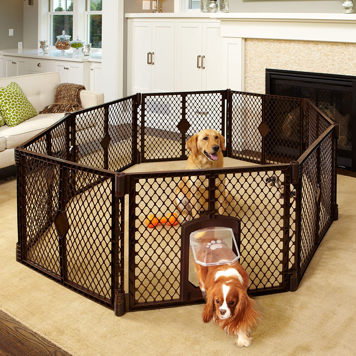 Do you need a puppy playpen