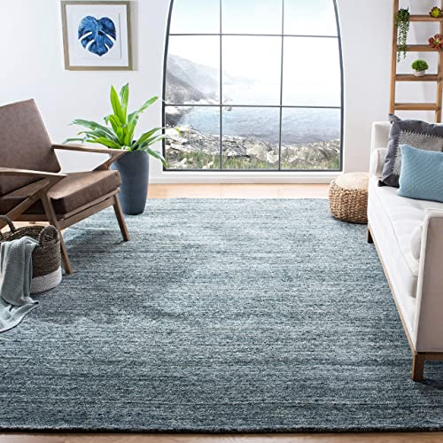 Safavieh Himalaya Collection HIM413F Handmade Wool Area Rug