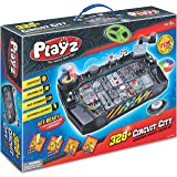 Playz Advanced Electronic Circuit Board Engineering Toy for Kids | 328+ Educational Experiments to Wire & Build Smart…