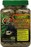 Zoo Med Laboratories SZMZM120 Natural Forest Tortoise Food, 8.5-Ounce