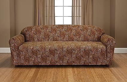 Madison elástico Jersey Funda para sofá, Geométrico ...