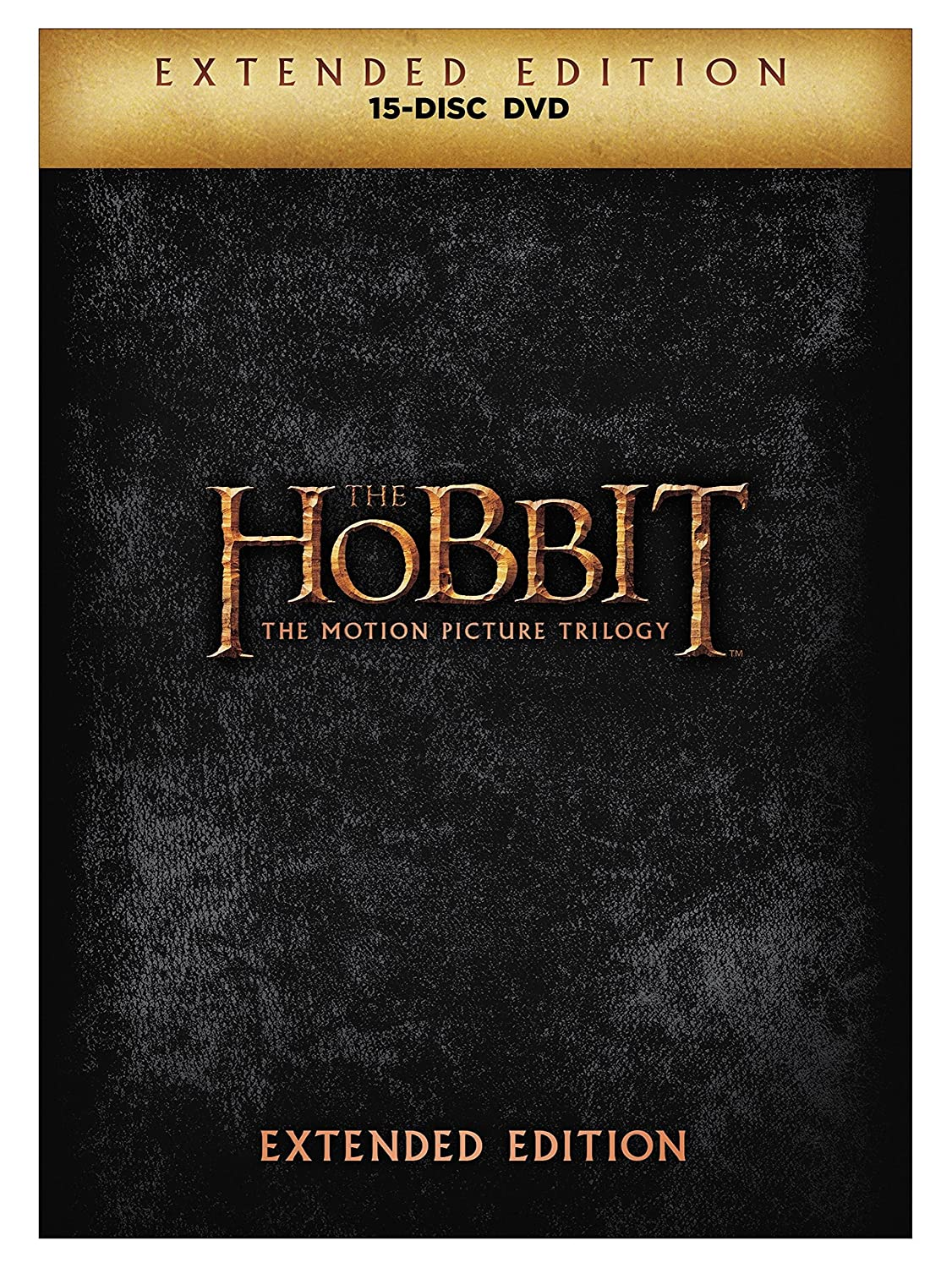 The Hobbit: (Extended Edition/Trilogy DVD)