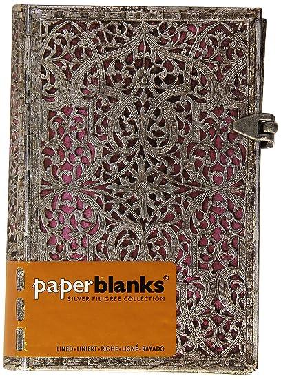 Paperblanks - Agenda 12 meses, Rosa Suave (Blush Pink ...