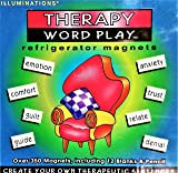 Word Play Refrigerator Magnets - Therapy