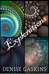 Explorations: A Math Student's Journal (Dot Grid Notebook with Coloring Pages) Kindle Edition