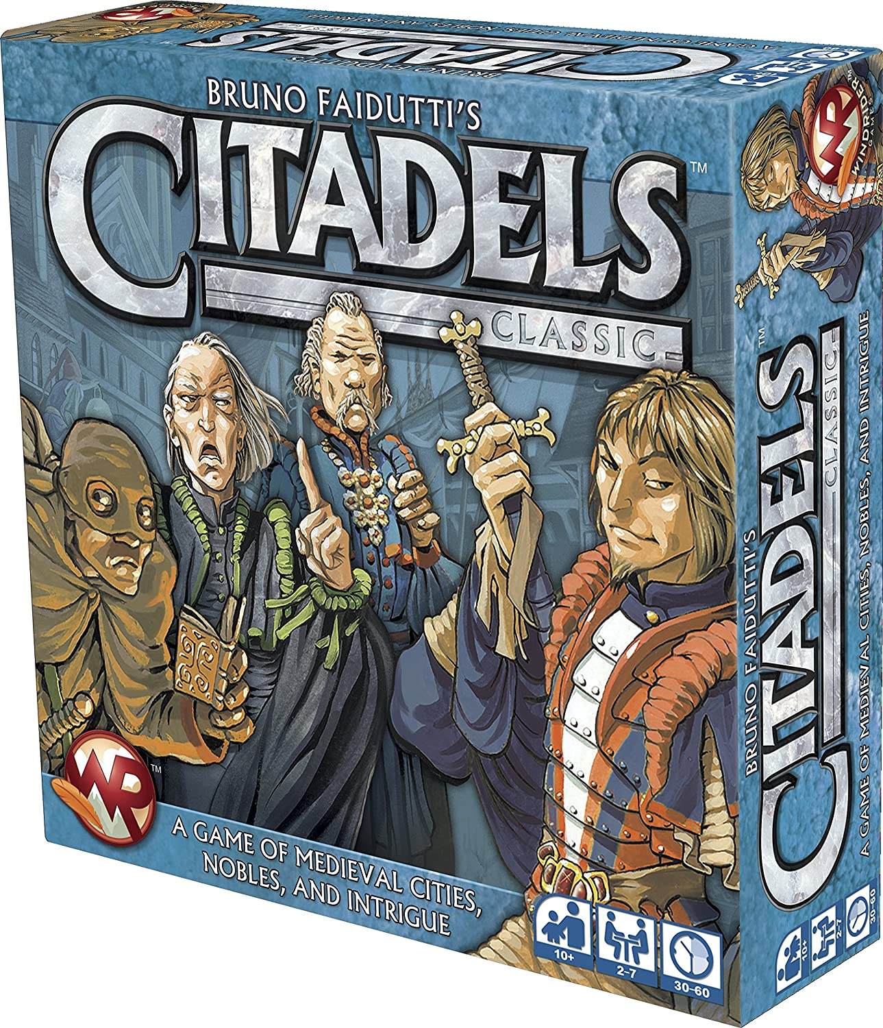Fantasy Flight Games Citadels Classic Edition - Figura Decorativa ...