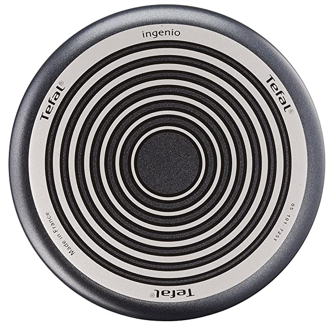 Tefal l2310402 Ingenio Elegance Cacerola Aluminio Negro 24 ...