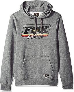 Fox Racing Impressor Pullover Fleece Hoody Heather Graphite