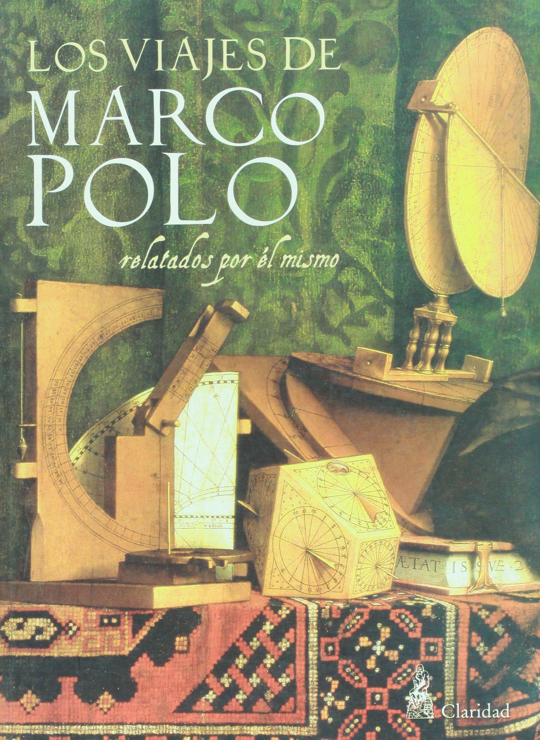 Los Viajes de Marco Polo: Relatados Por el Mismo: Amazon.es: Marco ...