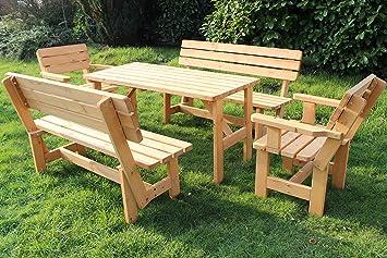 Amazon.de: Garten Set nr 1 Sitzgruppe Lounge Set Sitzgarnitur ...