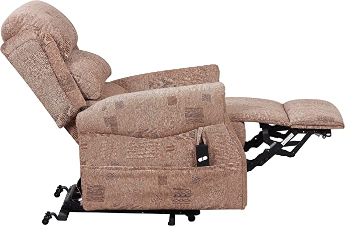 Elite Care Axbridge electric power recliner chair reclining
