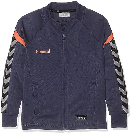 hummel Auth Charge Micro Zip Jacket Chaqueta Beb/é-Ni/ños