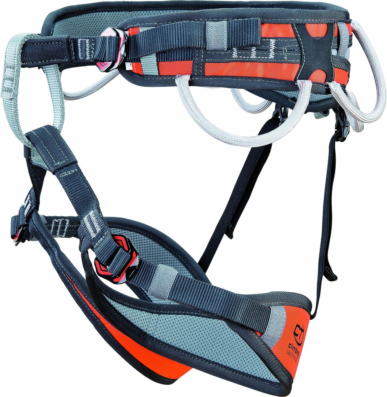 Climbing Technology Ascent - Arnés de escalada, color naranja ...