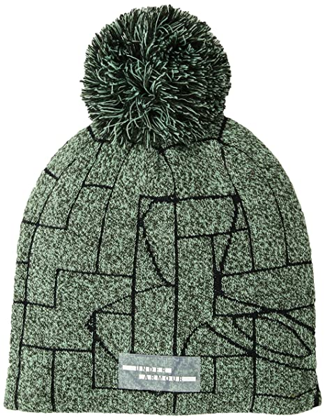 Under Armour Graphic Pom Beanie Damen NEU