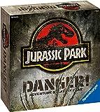 Ravensburger 26294 – Park Danger Adventure strategispel för barn och vuxna från 10 år och Up-add yo Your Jurassic World