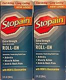 STOPAIN ROLL-ON XTRA STRENGTH 3 OZ