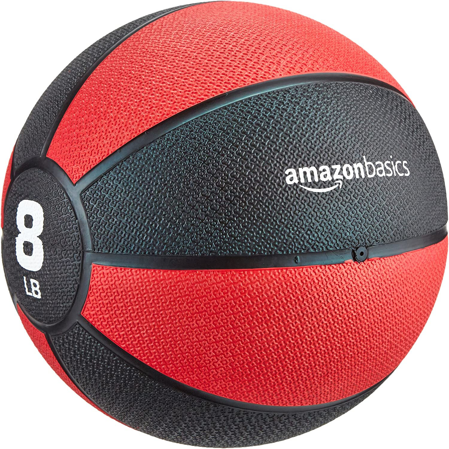 Amazon Basics Medicine Ball for Workouts Exercise Balance Training