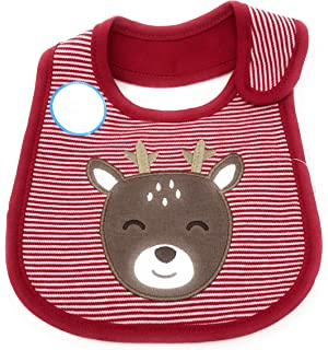 ad2a66a9c Amazon.com: Carter's Unisex Holiday Teething Bib (My First Easter ...
