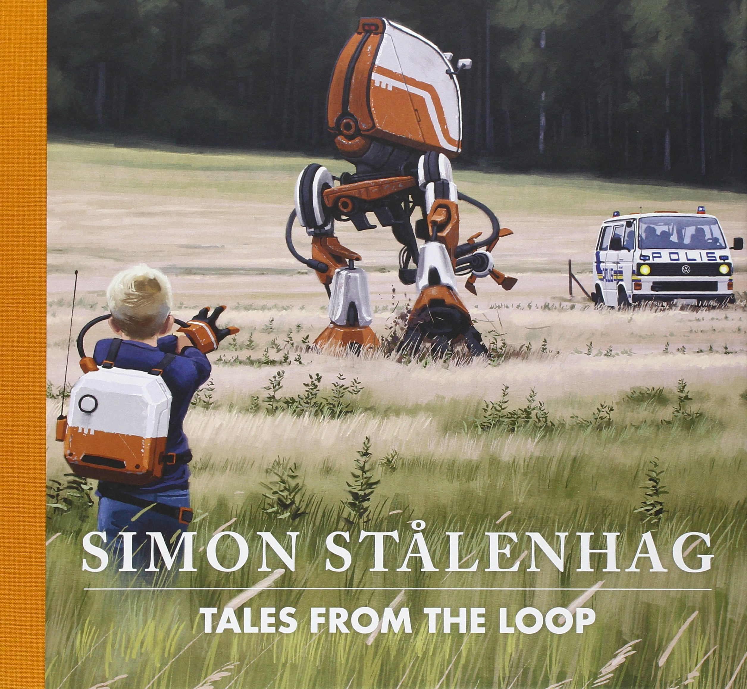 Image result for Simon Stalenhag tales of the loop